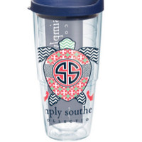 "Simpy Southern ""Turtle"" Tervis"