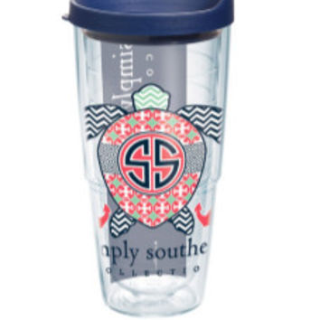 """Simpy Southern """"Turtle"""" Tervis"""
