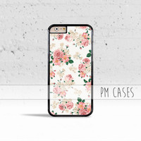 Pink Carnations Floral  Case Cover for Apple iPhone 4 4s 5 5s 5c 6 6s Plus & iPod Touch