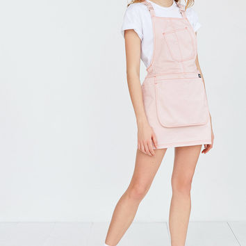 Dickies X UO Bib Brace Mini Dress | Urban Outfitters
