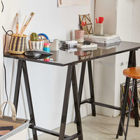 Elsa Sawhorse Desk - Urban Outfitters