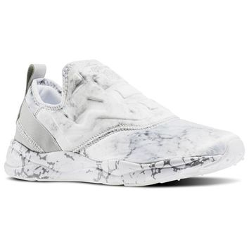 Reebok Furylite Slip On Stones Pack - White | Reebok US