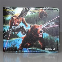laser bears wallet - toddland