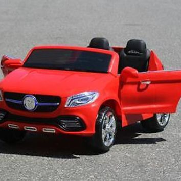 New Sport Mercedes Benz ML Style 24V  2 Seats Kids Ride On Car W / RC+Gift