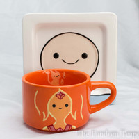 Adventure Time Single Mocha Cup and Saucer