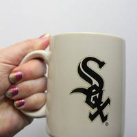 Vintage Chicago White Sox Comiskey Park Coffee Mug 1991
