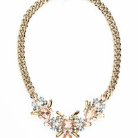 Women's Givenchy Crystal Statement Necklace (Nordstrom Exclusive)