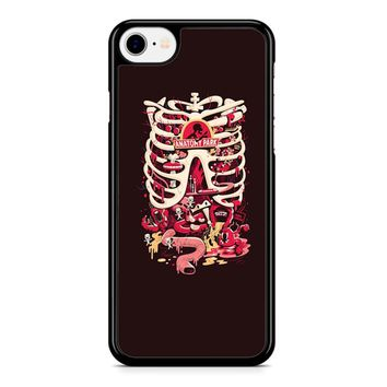 Anatomy Park iPhone 8 Case