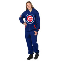 Chicago Cubs Adult One Piece KLEW Sport Suit Sizes XS-XL w/ Priority Shipping
