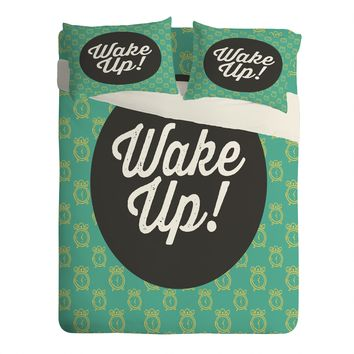 Allyson Johnson Wakey Wakey Sheet Set Lightweight