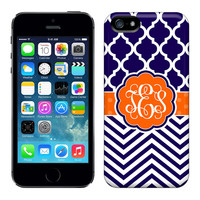Chevron Monogram Case 229
