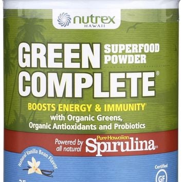 Nutrex Hawaii Green Complete - Superfood - Powder - 6.7 Oz