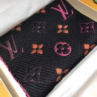 louis vuitton Logomania Scarf (sold Out)