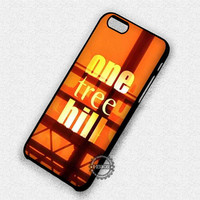 One Tree Hill - iPhone 7 6 Plus 5c 5s SE Cases & Covers