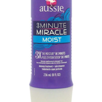 Aussie Moist 3 Minute Miracle Deep Treatment Treatment Aussie