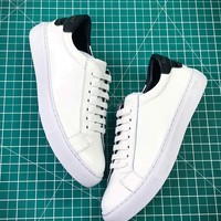 Givenchy Low Top Lace Up White Black Sneakers - Best Online Sale