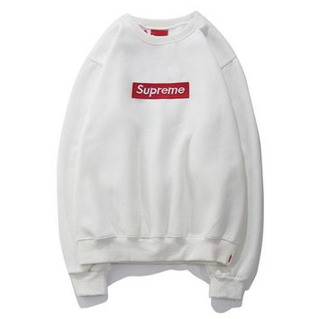 Boys & Men Supreme Top Sweater Pullover