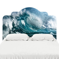 Rip Curl Headboard Decal