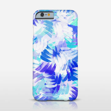 Graphic Art Cover, Abstract Painting Blue, Moto Cases, Iphone Covers, Galaxy Accessories