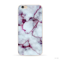 Unique Marble iPhone 5s iPhone 6 6S Plus Cases