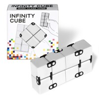 Kids toy cube Luxury EDC Infinity Cube Mini For Stress Relief Fidget Anti Anxiety Stress Funny drop shipping