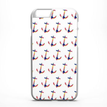 Anchor iPhone Case - FREE Shipping to USA anchor print cute ipod cases iphone 4s cover art iphone 6 case colorful art iphone 6 plus
