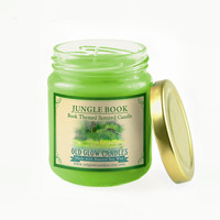Jungle Book Inspired Scented Soy Candle