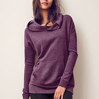 Oversized Hooded Fleece Tunic - Victoria's Secret