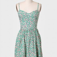 Chloris Floral Print Sundress