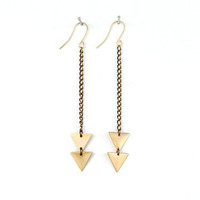 (of)matter: Arrow Earrings, at 30% off!