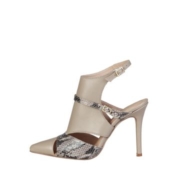 Pierre Cardin LAETITIA Brown/Grey Sandal