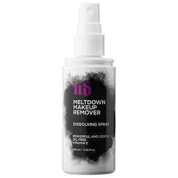 Meltdown Makeup Remover Dissolving Spray - Urban Decay | Sephora