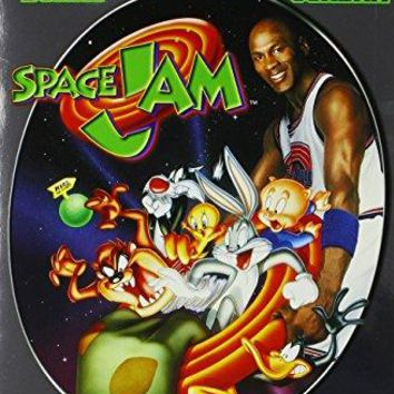 Space Jam Michael Jordan, Wayne Knight, Theresa Randle, Larry Bird, Bill Murray, Charles Barkley, Patrick Ewing, Muggsy Bogues, Larry Johnson, Shawn Bradley