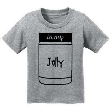 You're the Peanut Butter to My Jelly BFF Tee