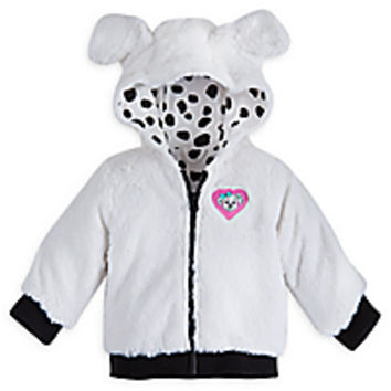 101 Dalmatians Hooded Jacket for Baby