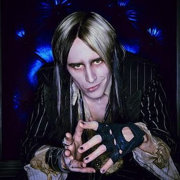 """Riff Raff """"R"""" Sterling Silver Signet Ring as worn by Reeve Carney"""