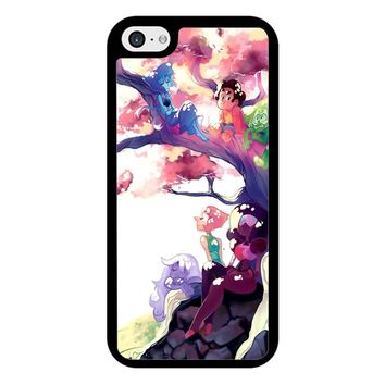Steven Universe 9 iPhone 5/5S/SE Case
