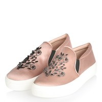 TWINKLE Slip On Trainers | Topshop