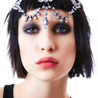 8 Other Reasons Homage Headpiece Gunmetal One