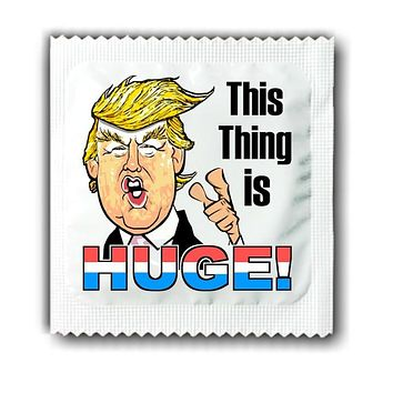 Donald Trump Condoms