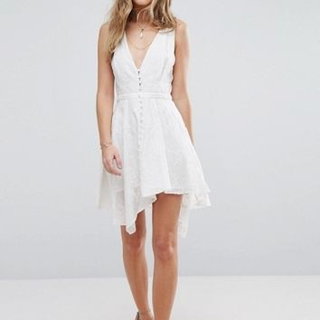 The Jetset Diaries Monta Vista Mini Dress at asos.com