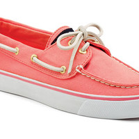 Slip into the Women's Canvas Bahama Boat Shoe | Sperry Top-Sider