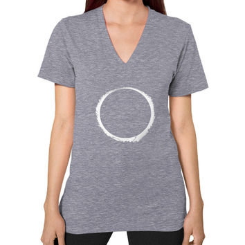 Danisnotonfire V-Neck (on woman) Shirt