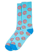 DONUT ALLOVER SOCKS MINT – Odd Future