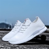 DAOKFPO Men Casual Shoes Breathable Male Shoes Tenis Masculino Shoes Zapatos Hombre Sapatos Outdoor Shoes Sneakers Men NNG-28