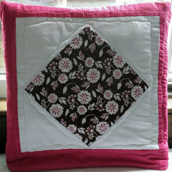 quillow / handmade quilt / homemade quilts for sale / quilted pillow / throw quilt / baby girl quilt / lap quilt / crib quilt