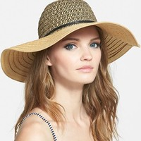 Women's August Hat 'Desert' Floppy Straw Hat