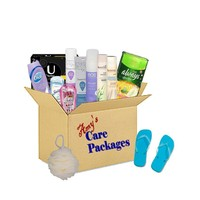 Care Package for Her: College Student Shower and Personal Care