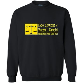 Law Offices of Vincent L. Gambini - Funny Novelty T-shirt