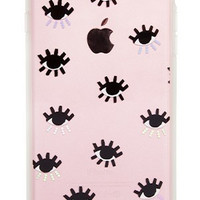 Evil Eye Pink Tint iPhone 6/6s Plus Case